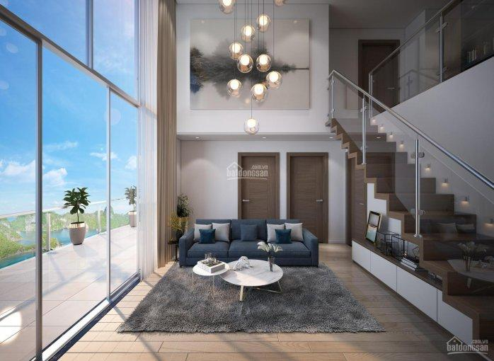 Bán căn hộ VIP Duplex 135m2 sát biển Hạ Long giá 26tr/m2, sổ đỏ vĩnh viễn, nội thất 5 sao