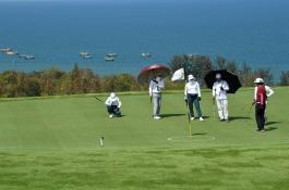 Có hơn 300 ngày nắng - Phan Thiết trở thành thiên đường của bất động sản sân golf